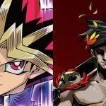Protagonistas de Yu-Gi-Oh! y Hades
