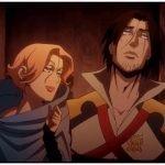 Trevor y Sypha aparecen en las nuevas imágenes de Castlevania
