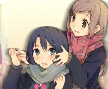 Adachi to Shimamura, una de las recomendaciones para animes de la temporada de otoño.