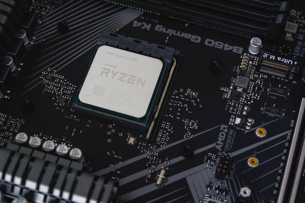 Procesador Ryzen de AMD.
