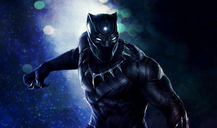 Imagen de Black Panther del MCU