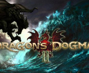 Logotipo ficcional de Dragon's Dogma II.
