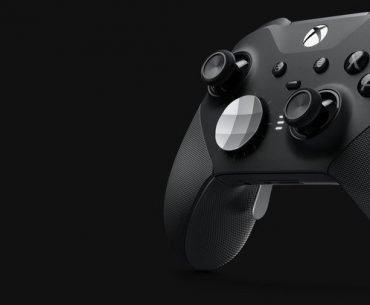 Control Xbox Elite Series 2.