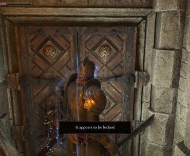 Puerta secreta en Demon's Souls Remake.