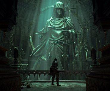Imagen promocional de Demon's Souls Remake.