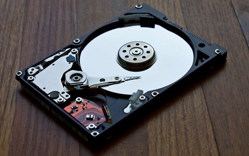 disco duro de una consola