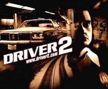 Portada de Drive 2 mostrando a su protagonista y a su auto