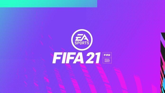 Logo de FIFA 21.