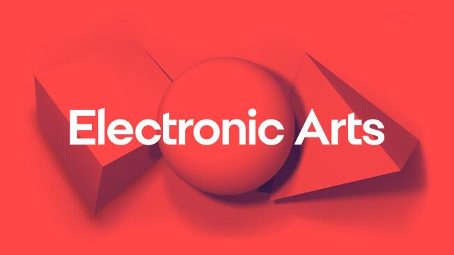 Logo de Electronic Arts.
