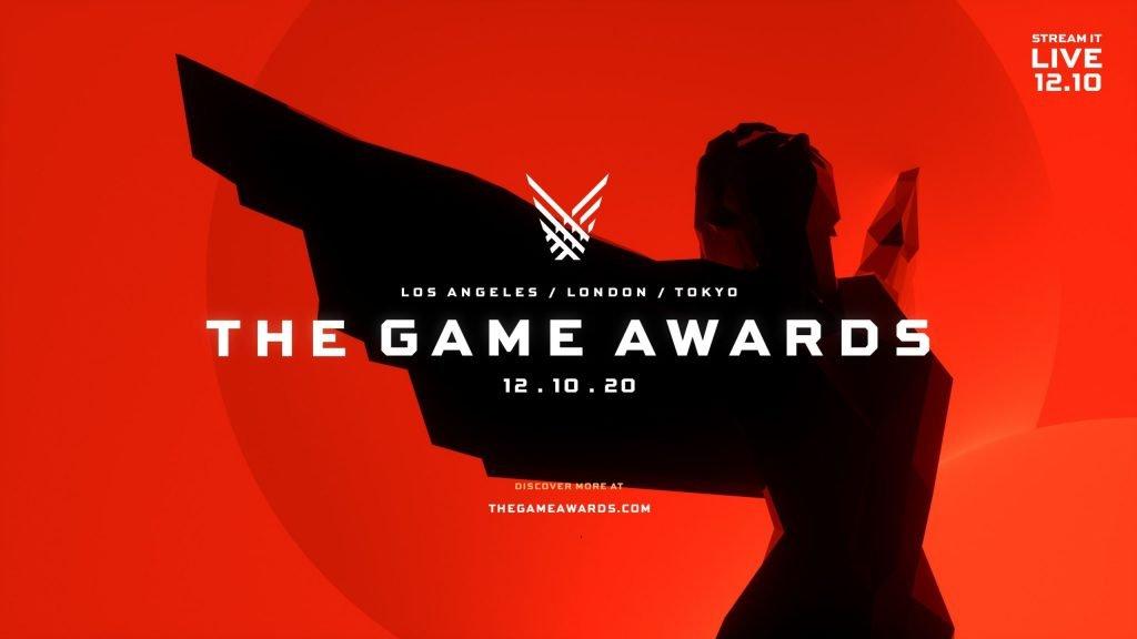 Logo y fecha de los Game Awards.