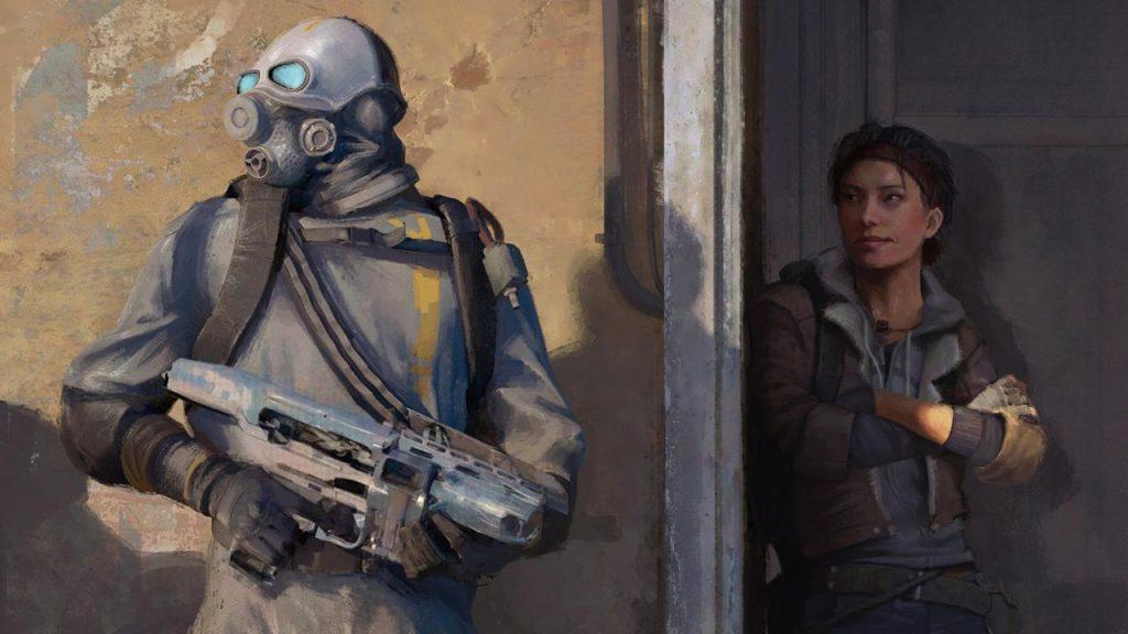 Imagen promocional de Half-Life: Alyx.