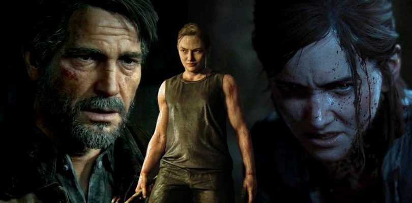 Personajes principales de The Last of Us: Part II.