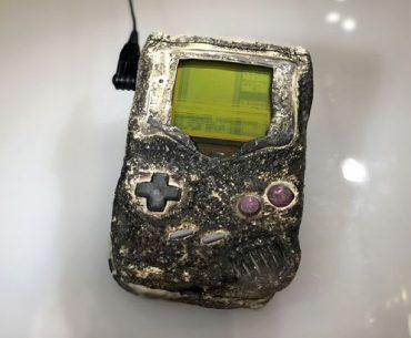 Game Boy de la Guerra del Golfo.