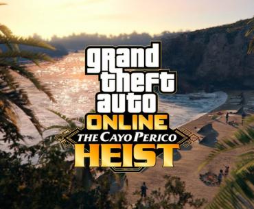 Logotipo de la nueva actualización de GTA Online.
