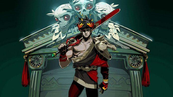 Zagreus en imagen promocional de Hades.
