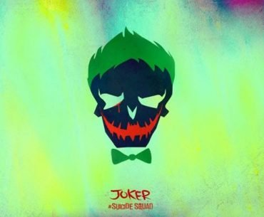 Logo del Joker de Suicide Squad