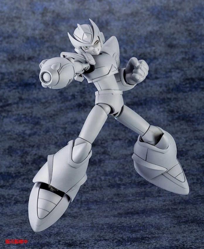 Figura prototipo de Mega Man X