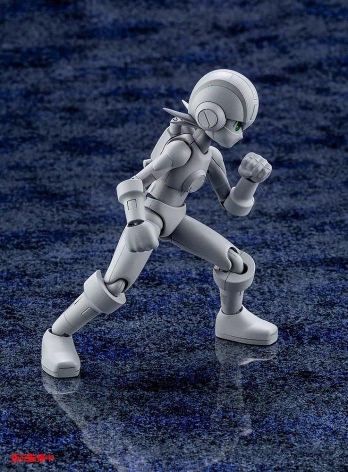 Figura prototipo de Mega Man Battle Network