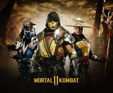 Scorpion, Raiden y Sub-Zero
