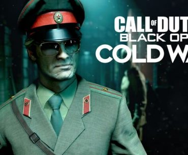 Imagen de Call of Duty: Black Ops Cold War.