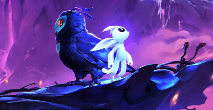 Portada de Ori and the Will of the Wisps