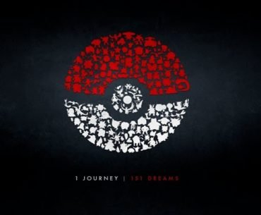 151 pokémon agrupados para crear una Pokébola