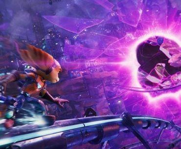 Cambio de dimensiones en Ratchet & Clank: Rift Apart.