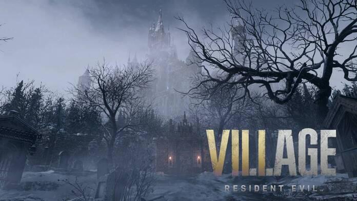 Imagen promocional de Resident Evil Village.