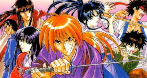 Elenco de Samurai X