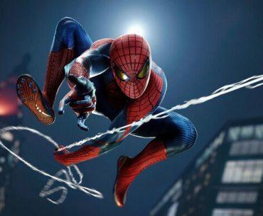 Peter Parker de Marvel's Spider-Man: Remastered.