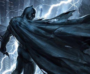 Batman en el cómic de The Dark Knight Returns