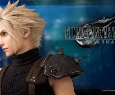 Cloud de Final Fantasy VII Remake