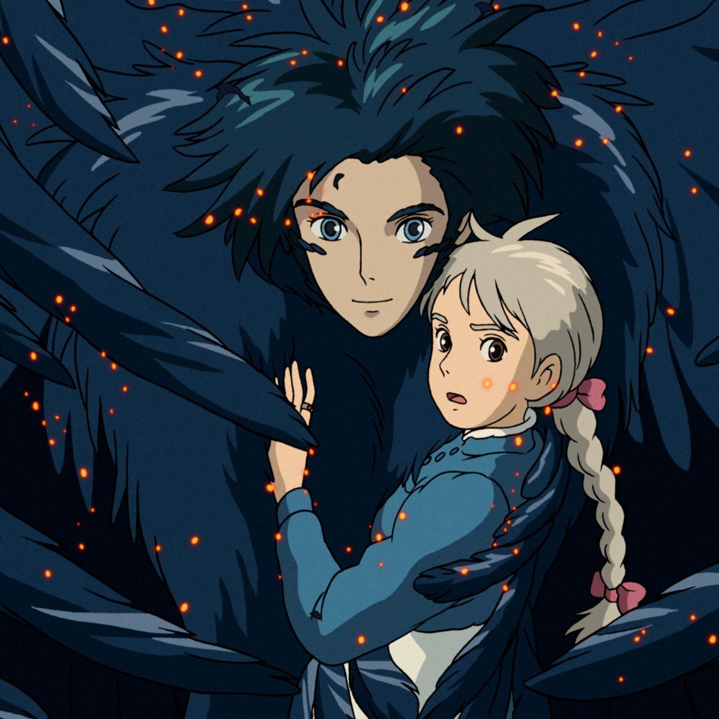 Howl y Sophie