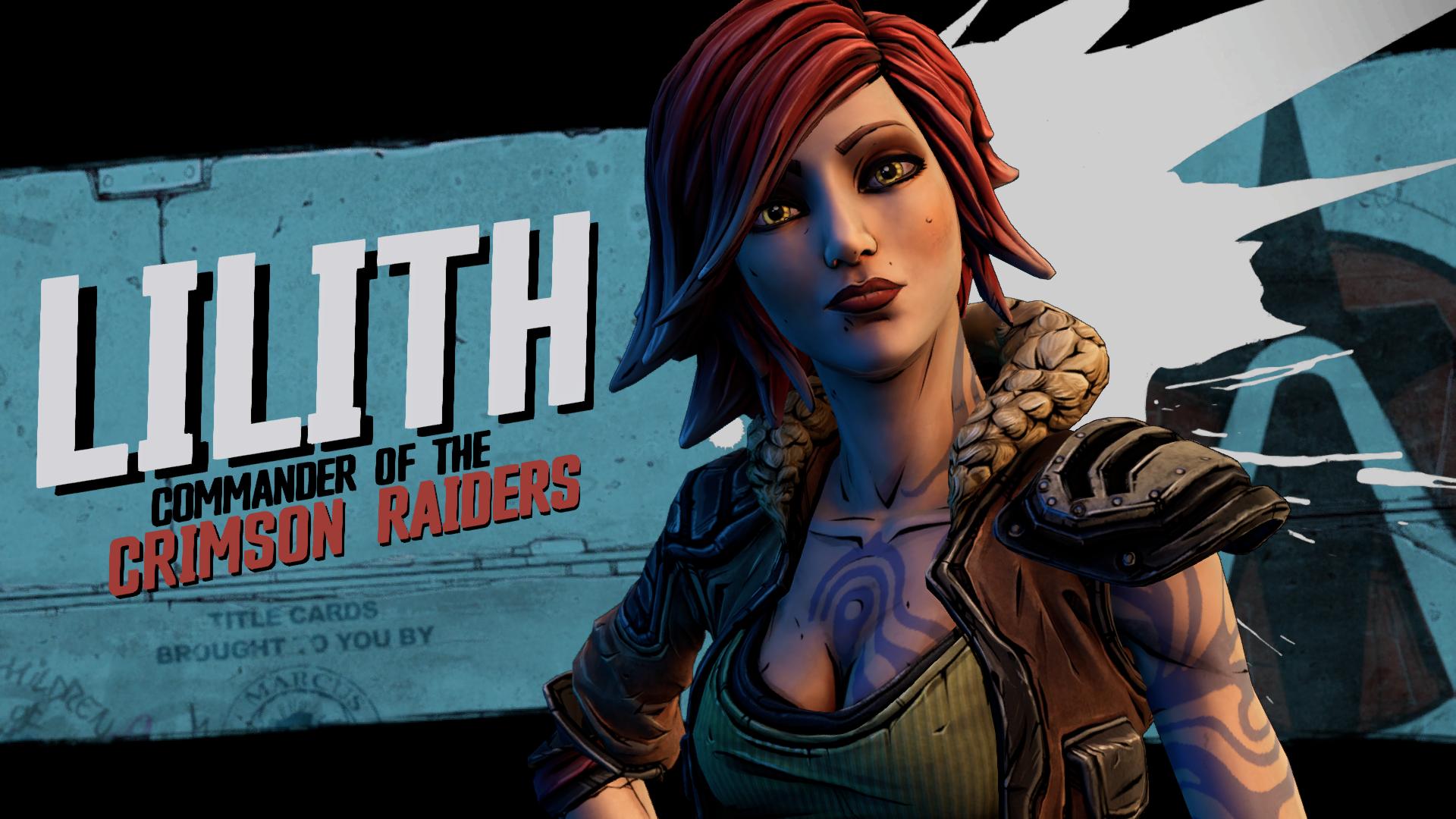 Lilith, de Borderlands
