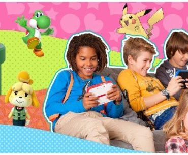 Nintendo, una compañía infantil