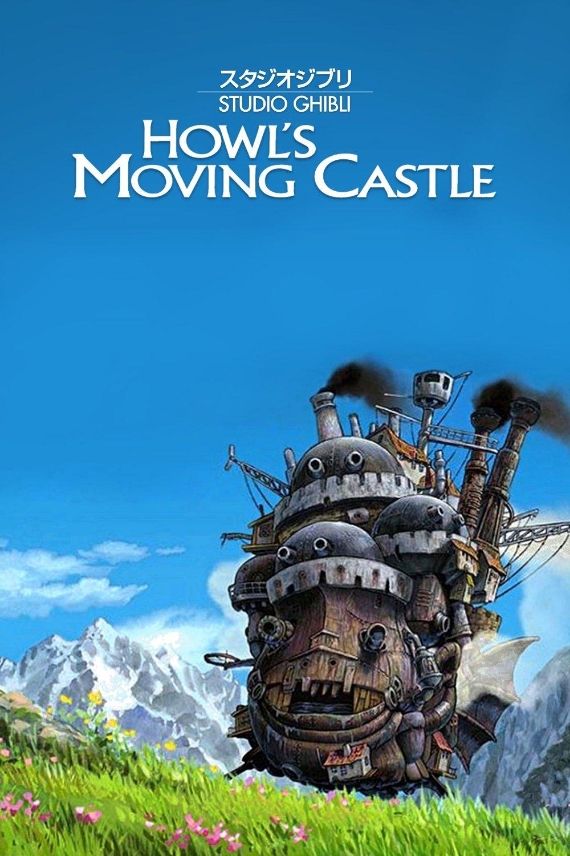 Póster de Howl's Moving Castle