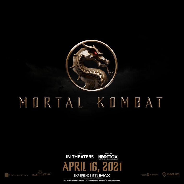 Póster oficial de Mortal Kombat