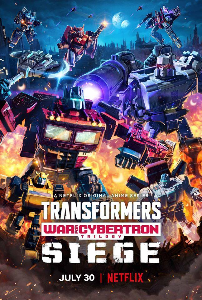 Transformers - War on Cybertron