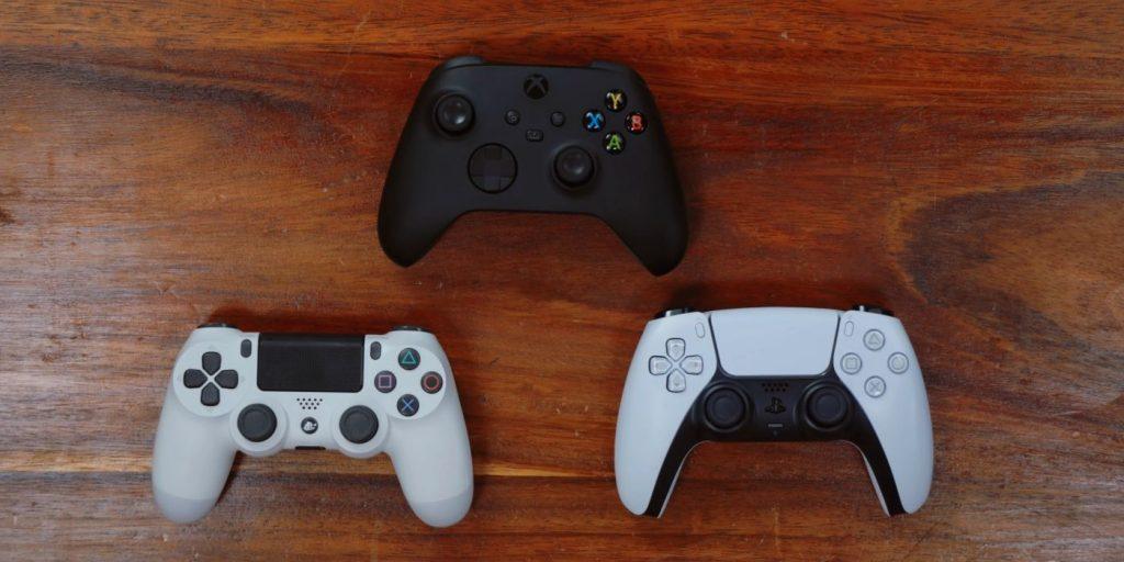 Comparación entre controles.