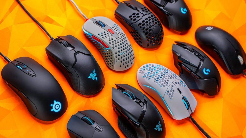 Comparación de mouses.