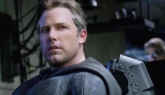 Ben Affleck interpretando a Batman