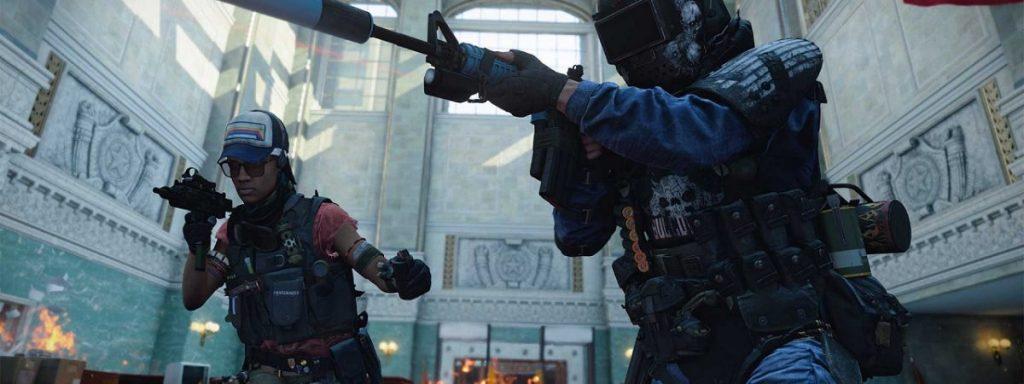 Gunfight en Call of Duty: Black Ops Cold War.