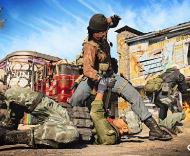 Nuketown en Call of Duty: Black Ops Cold War..