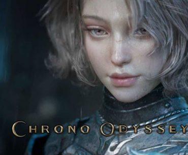 Protaginista de Chrono Odyssey