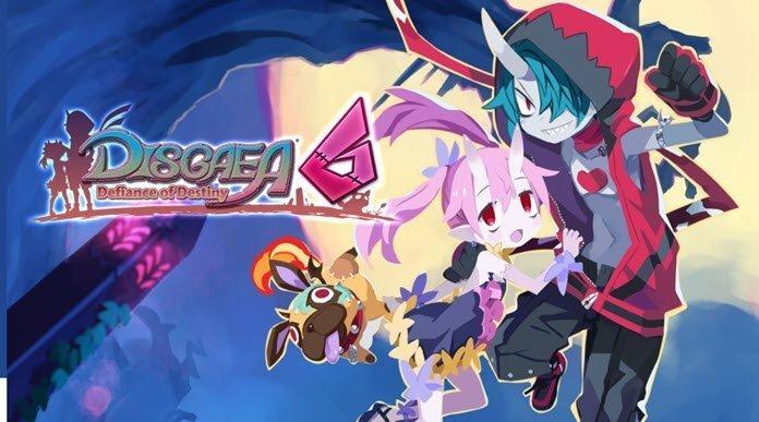 Imagen de portada de Disgaea 6
