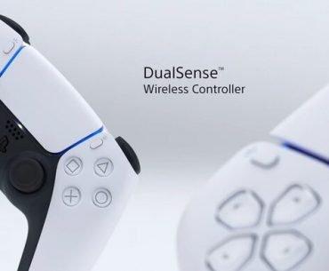 Imagen promocional del DualSense.