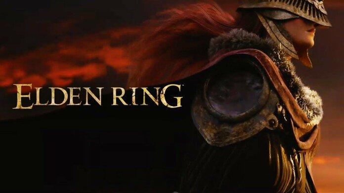 Imagen del tráiler de Elden Ring.