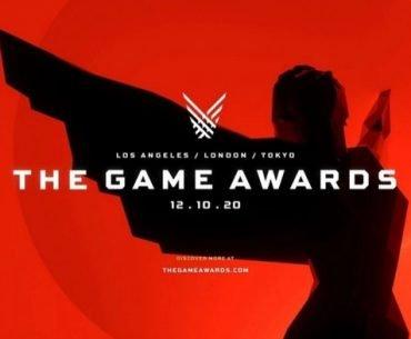 Logo y horario de los Game Awards.