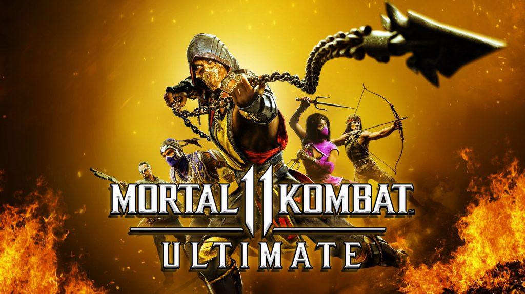 Portada de Mortal Kombat 11.