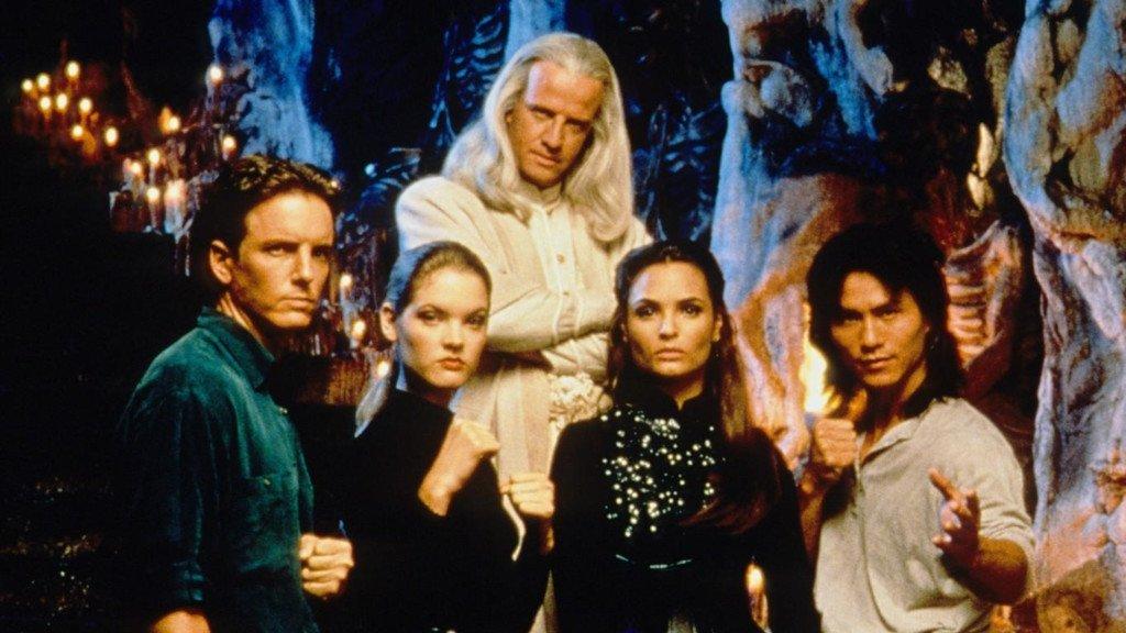 Actores de Mortal Kombat (1995)